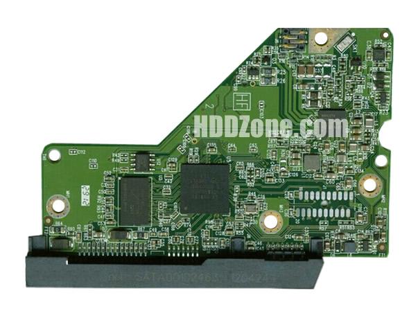2060-771829-004 WD Elektronika Kontrolera Dysk Twardy