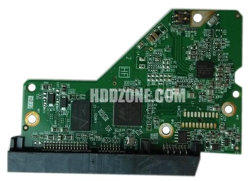 2060-771945-001 WD Elektronika Kontrolera Dysk Twardy