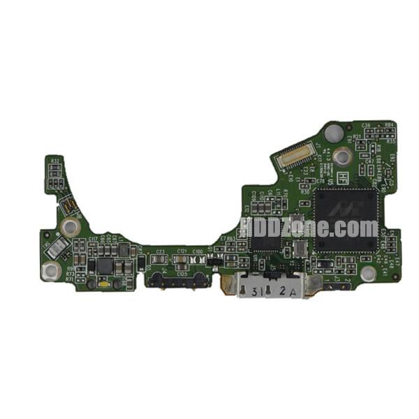 2060-771964-001 WD Elektronika Kontrolera Dysk Twardy