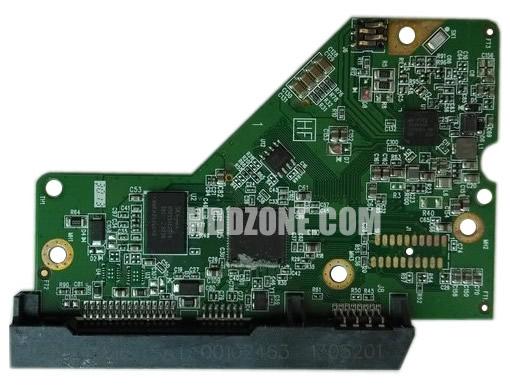 2060-771978-001 WD Elektronika Kontrolera Dysk Twardy