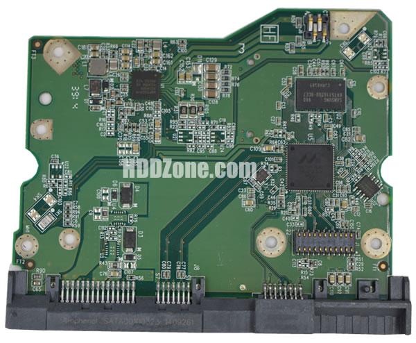 2060-800001-000 WD Elektronika Kontrolera Dysk Twardy