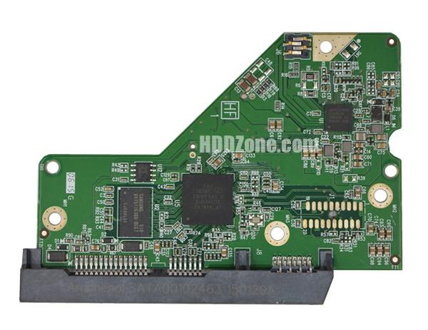 2060-800006-001 WD Elektronika Kontrolera Dysk Twardy