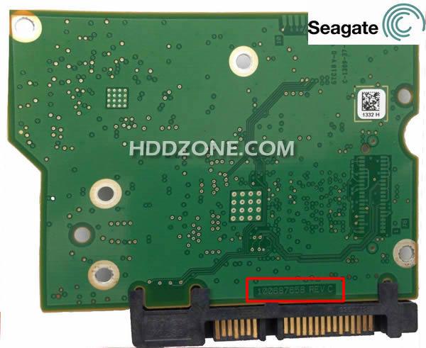 Naprawa Elektroniki Dysku Twardego Seagate